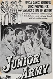 Junior Army Poster