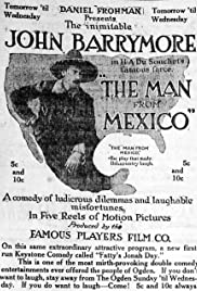The Man from Mexico Poster