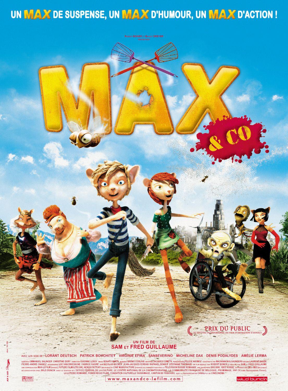 check out 30a6d 3233e Max & Co (2007) - IMDb