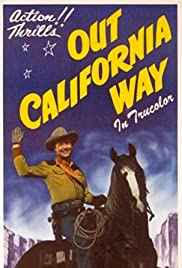 Out California Way Poster