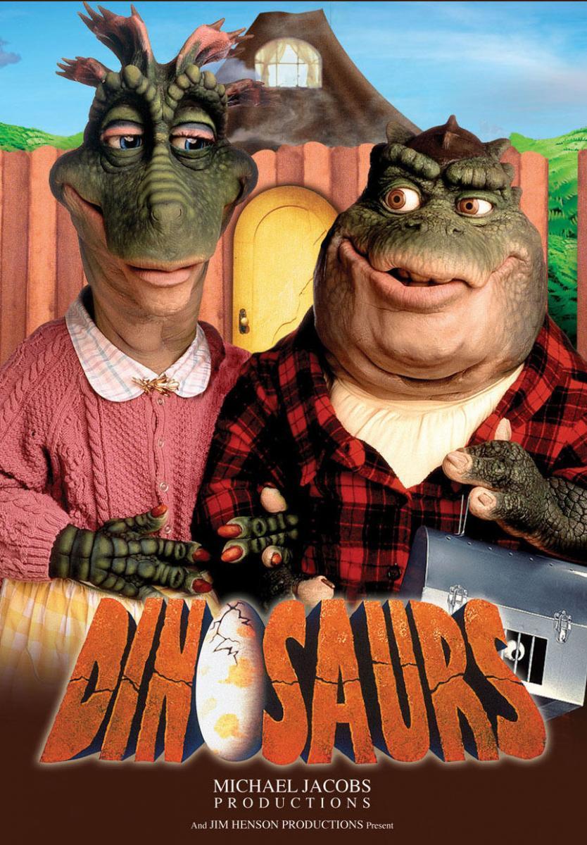 Dinosaurs Season 4 COMPLETE DVDRip