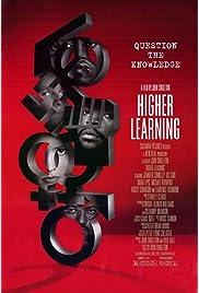 Higher Learning (1995) film en francais gratuit