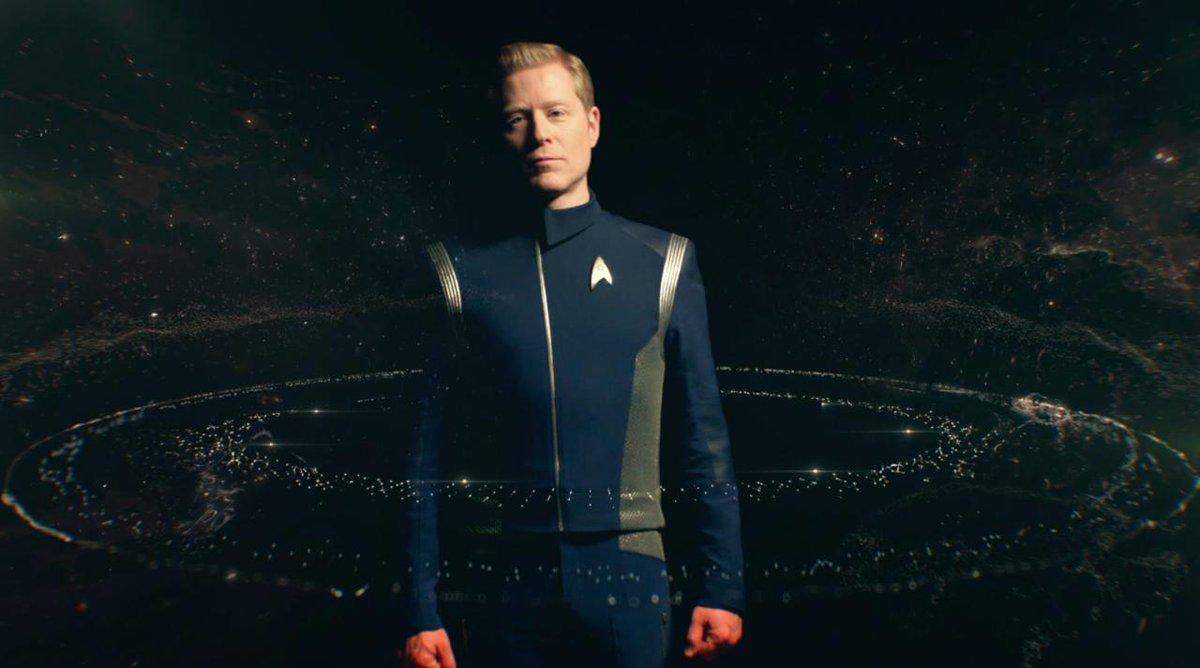 Anthony Rapp in Star Trek: Discovery (2017)
