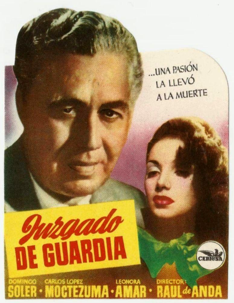 Comisario en turno (1949)