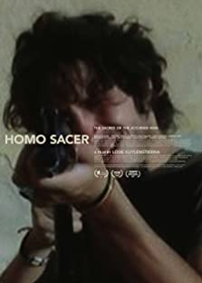 Homo Sacer the Sacred Man or the Accursed Man (2015)