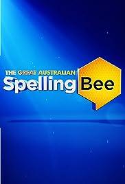 The Great Australian Spelling Bee Poster