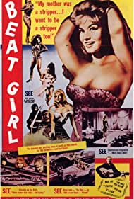 Beat Girl (1961) Poster - Movie Forum, Cast, Reviews