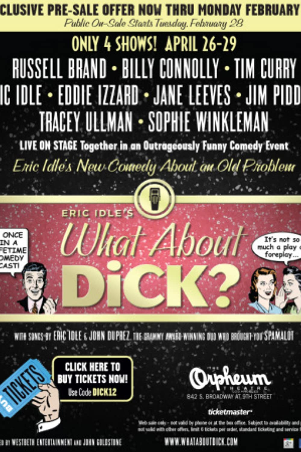 Where Is Dick