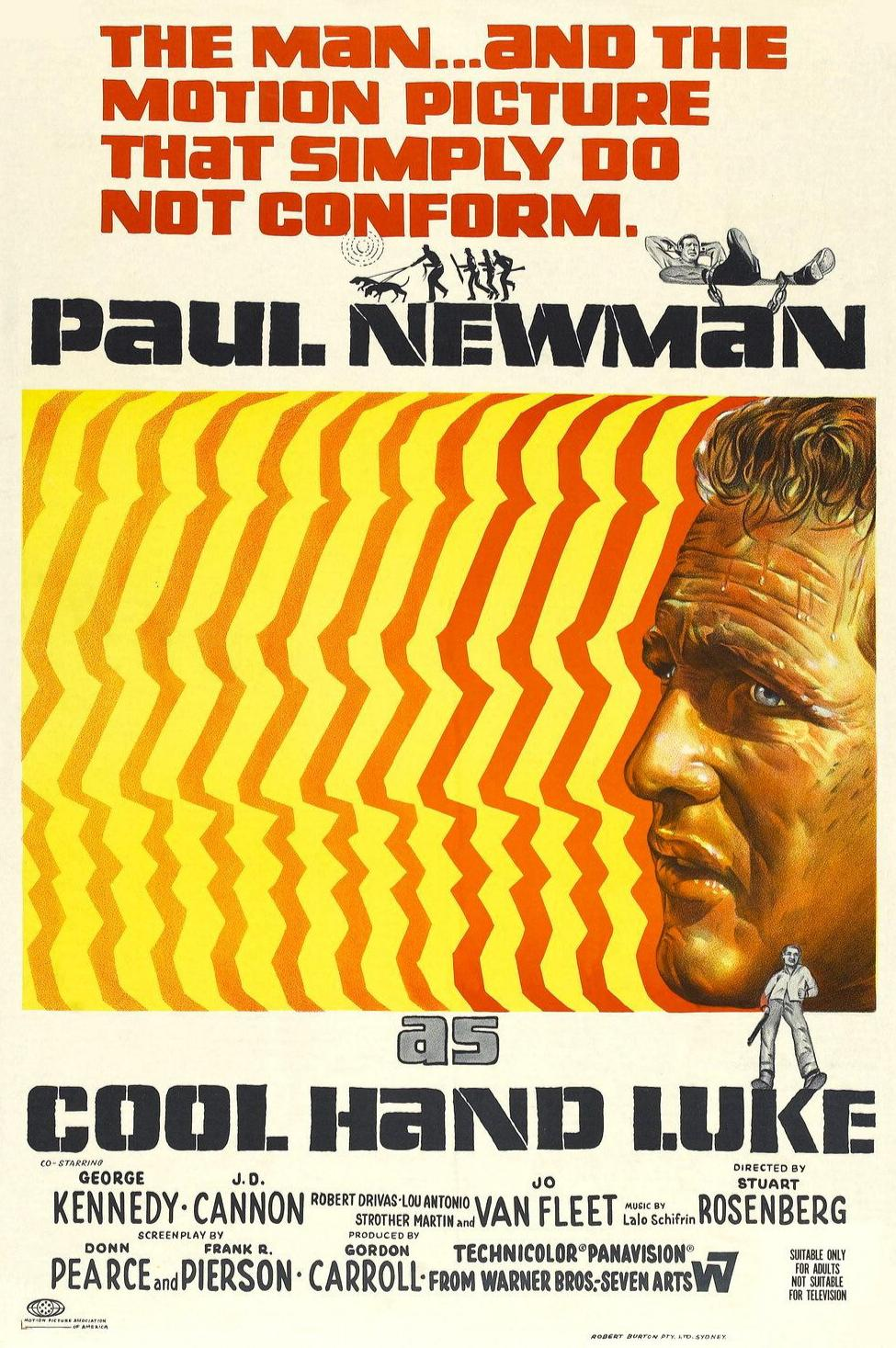 ŠALTAKRAUJIS LUKAS (1967) / COOL HAND LUKE