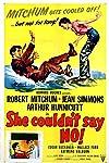 She Couldn't Say No (1953)