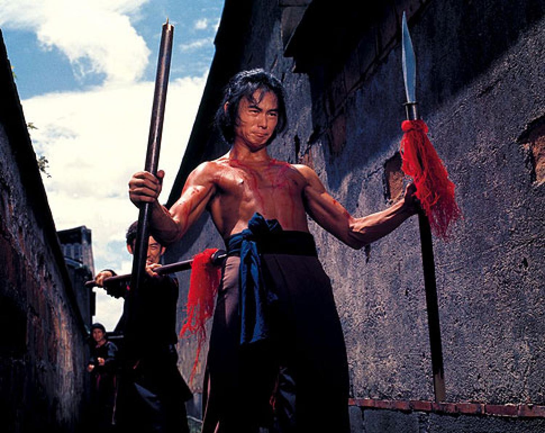 Sheng Fu in Shao Lin wu zu (1974)