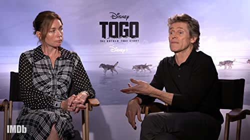 Willem Dafoe Explains the Love Triangle Behind 'Togo'