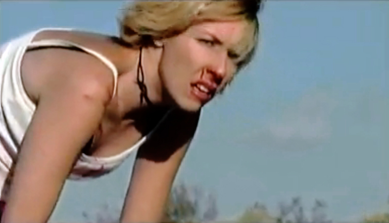Jessica Randle in Waiting for the Sun (2002)