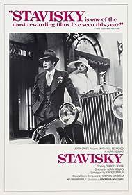 Jean-Paul Belmondo in Stavisky... (1974)