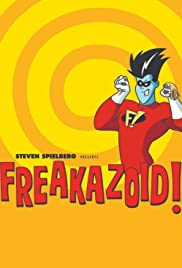 Freakazoid! Poster