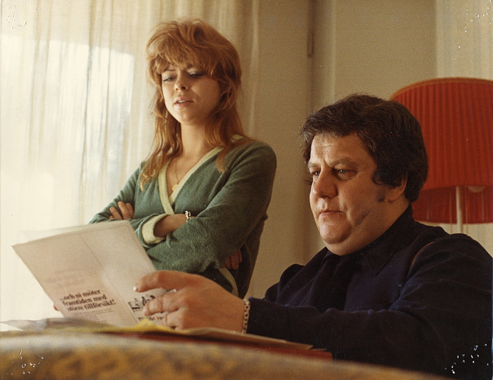 Baksmälla (1973)