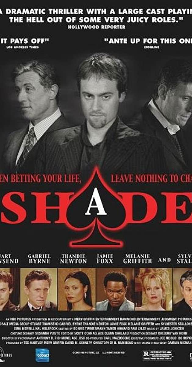 Pokeris / Shade (2003) Online