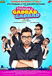 Fer Mamla Gadbad Gadbad (2013) Full Movie Watch thumbnail