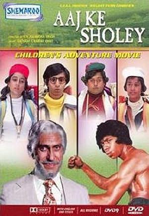 Amrish Puri Aaj Ke Sholey Movie