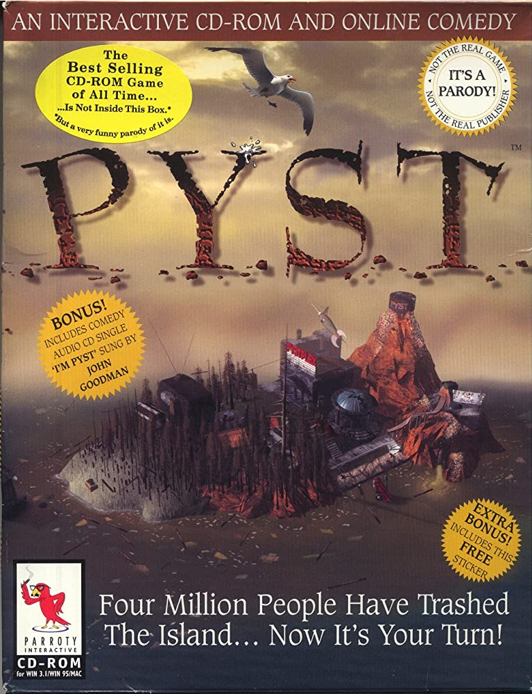Pyst (1996)
