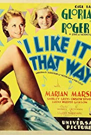 I Like It That Way Poster