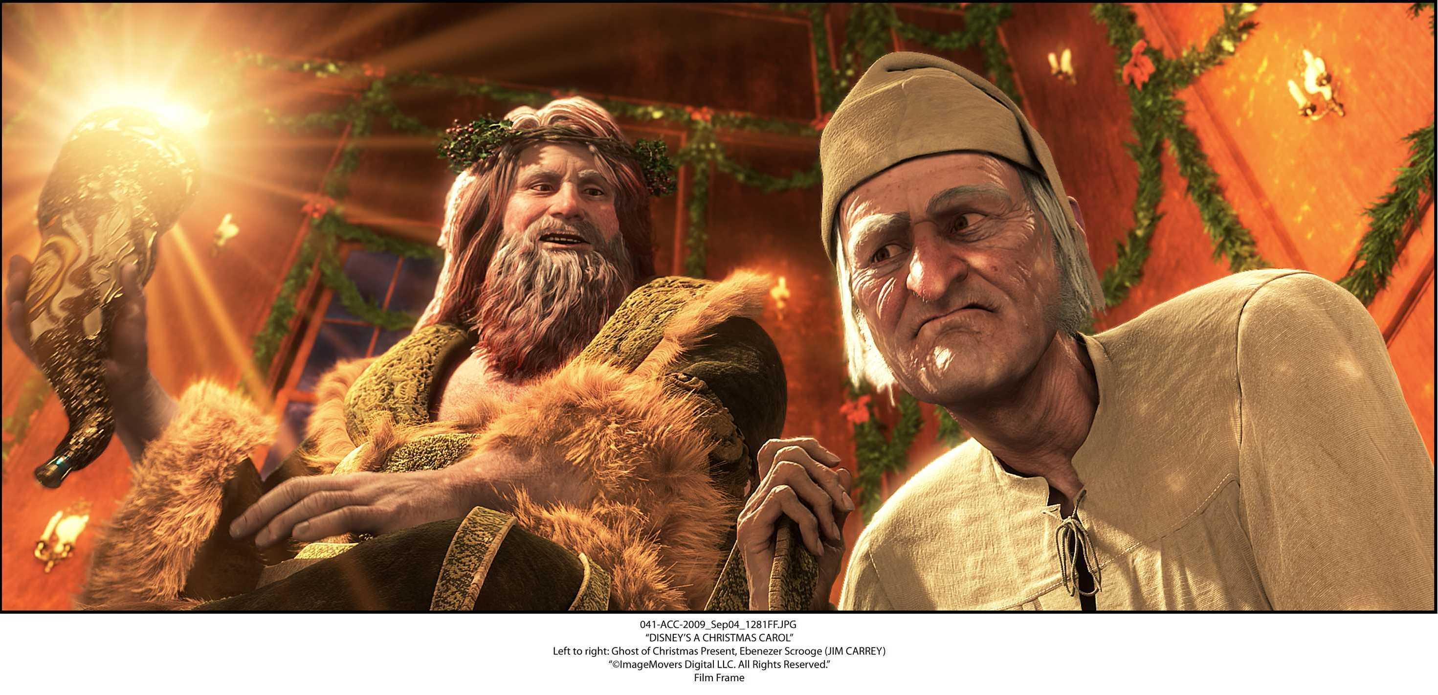 A Christmas Carol 2009 Cast.Disney S A Christmas Carol Video Game 2009 Photo Gallery