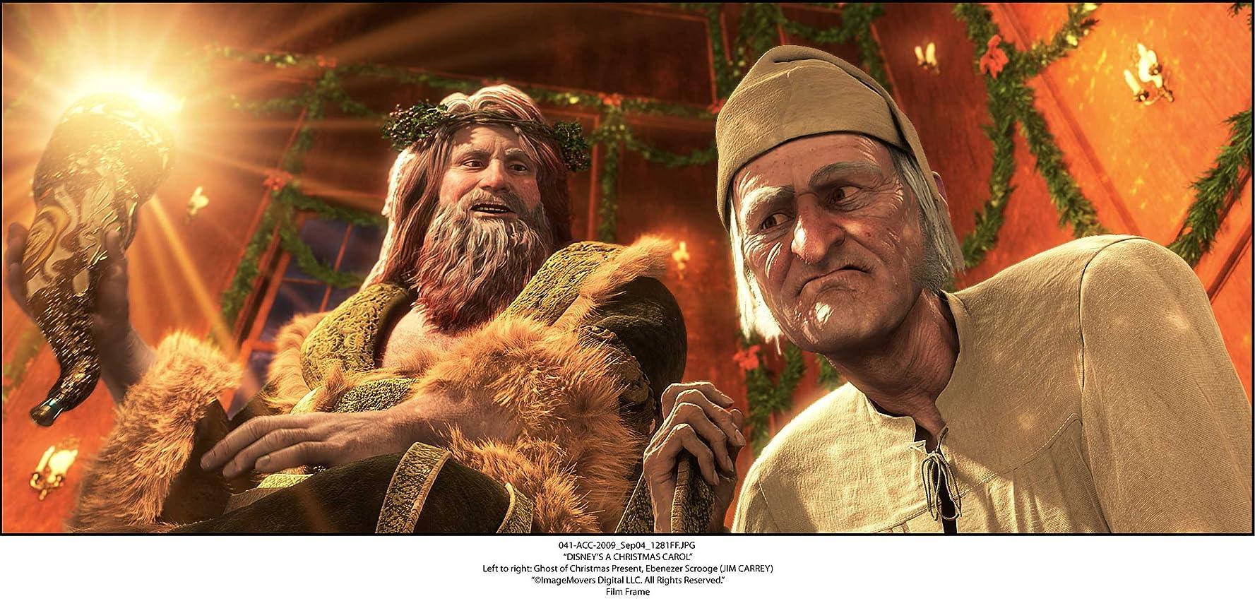 Disneys A Christmas Carol.Disney S A Christmas Carol 2009