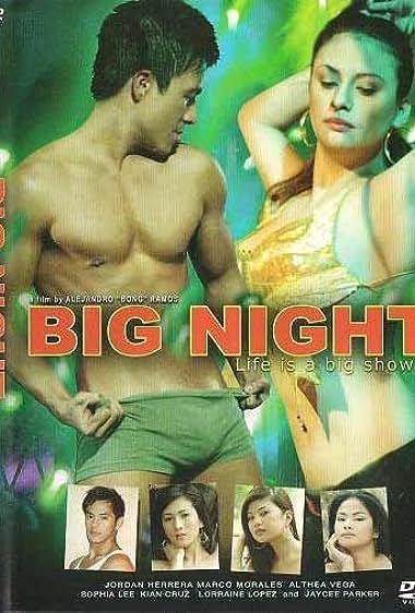 Watch Big Night (2009)