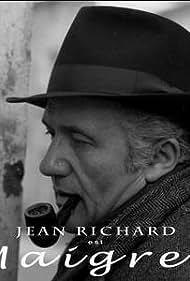 Jean Richard in Les enquêtes du commissaire Maigret (1967)