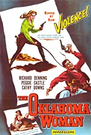 The Oklahoma Woman Poster