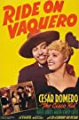 Ride on Vaquero (1941) Poster