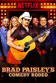 Brad Paisley's Comedy Rodeo (2017) 720p