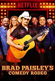 Watch Movie Brad Paisley's Comedy Rodeo (2017)