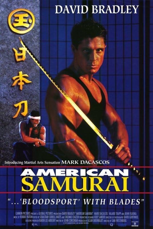 American Samurai (1992) Hindi Dubbed