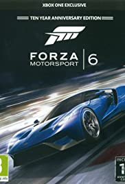 Forza Motorsport 6 (2015) Poster - Movie Forum, Cast, Reviews