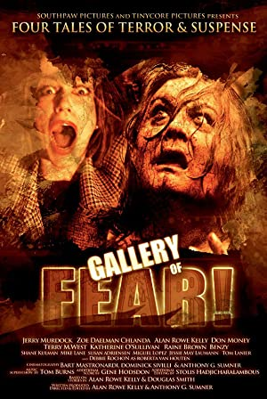 Where to stream Gallery of Fear