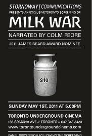Milk War Poster