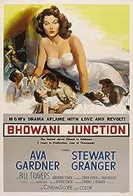 Ava Gardner in Bhowani Junction (1956)