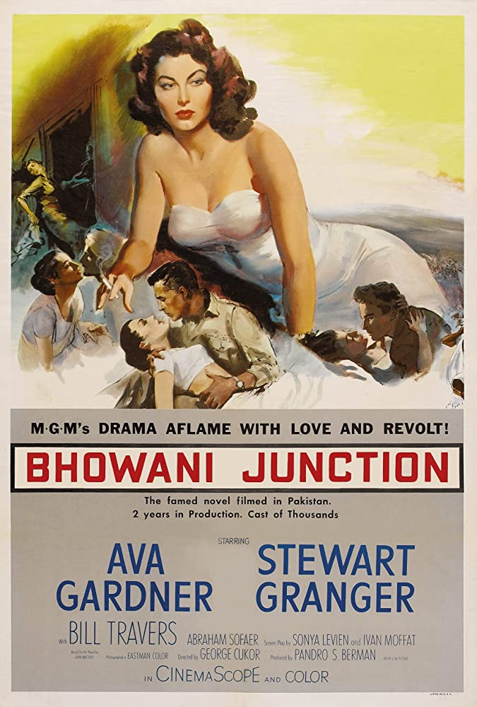 Ava Gardner in Bhowani Junction (1956)