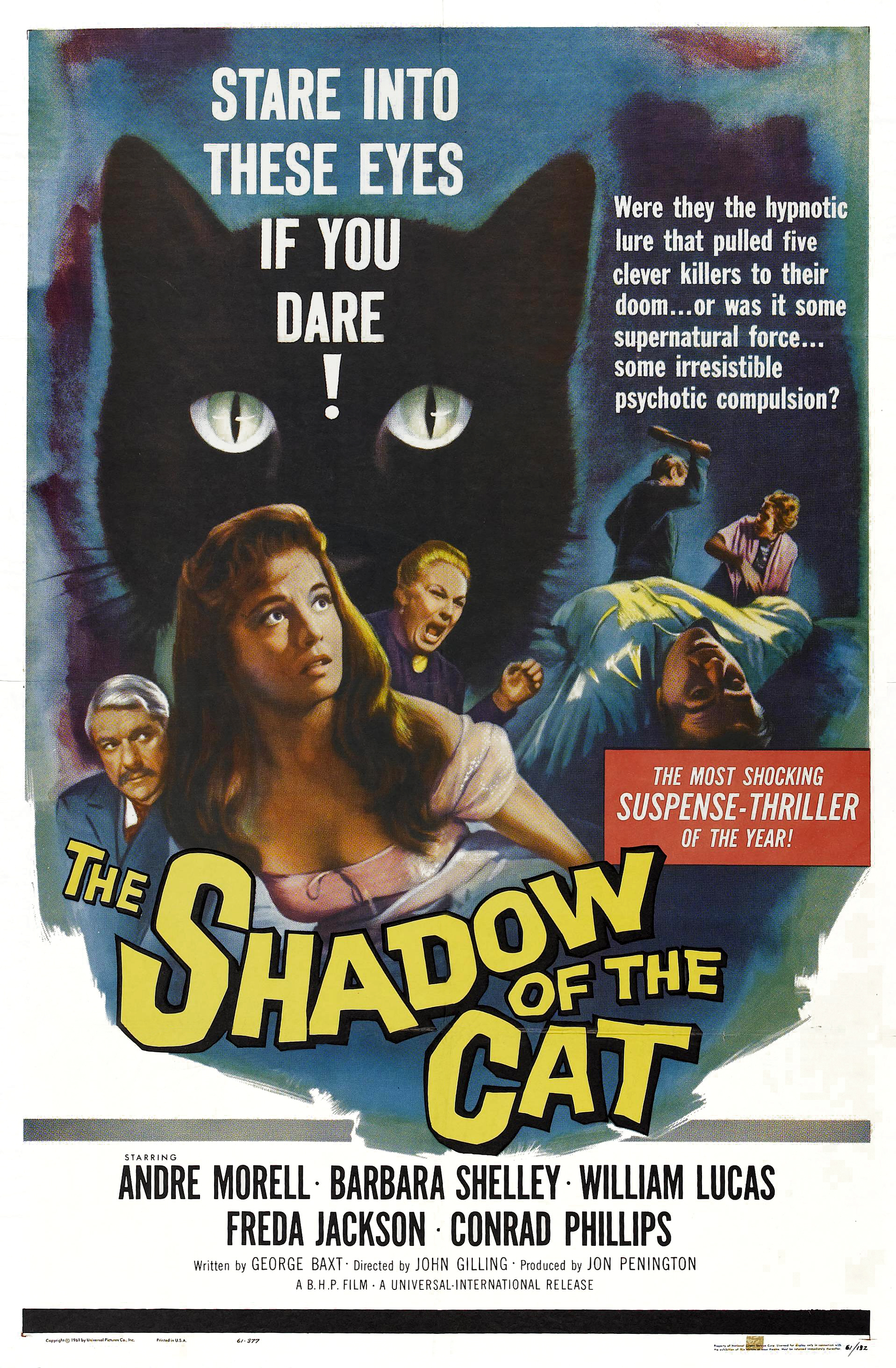 The Shadow of the Cat hd on soap2day