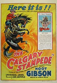 The Calgary Stampede Poster