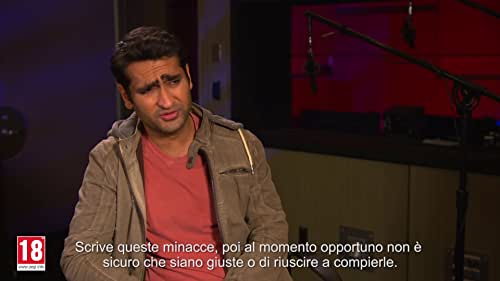 Middle Earth: Shadow Of War: Comic-Con 2017 Kumail Interview (Italian Subtitled)