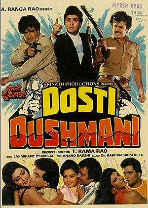 Dosti Dushmani movie, song and  lyrics