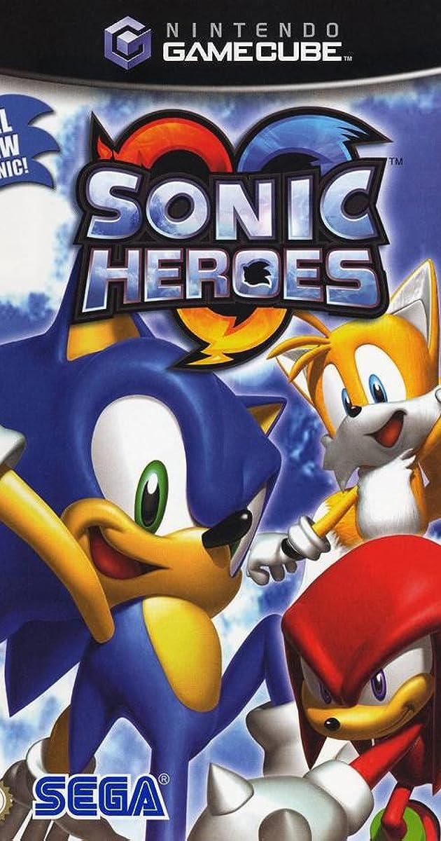 sonikku hiir u00f4zu  video game 2003