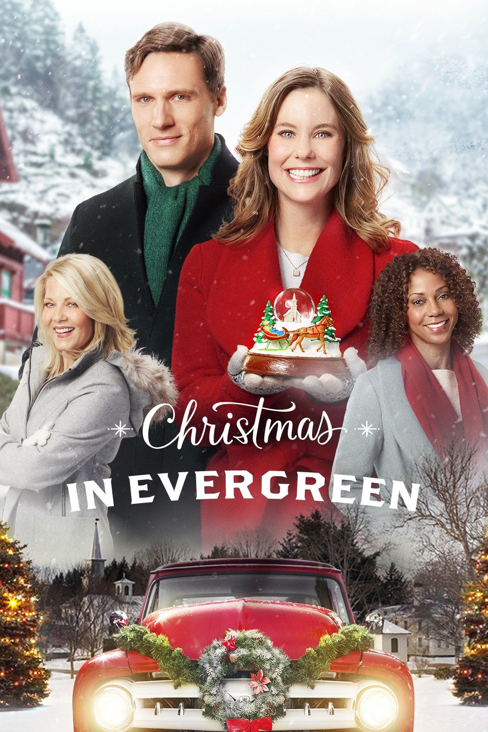 Miss Christmas Cast.Christmas In Evergreen Tv Movie 2017 Imdb