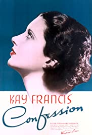 Confession (1937) Poster - Movie Forum, Cast, Reviews