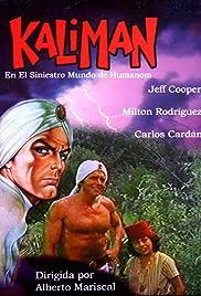 Kalimán en el siniestro mundo de Humanón Poster