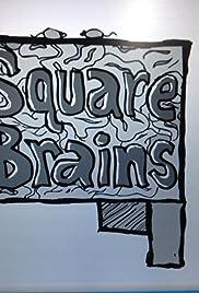 Square Brains Poster