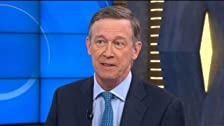 Hickenlooper Compares Bernie to Stalin - Keeps Polling at 0%