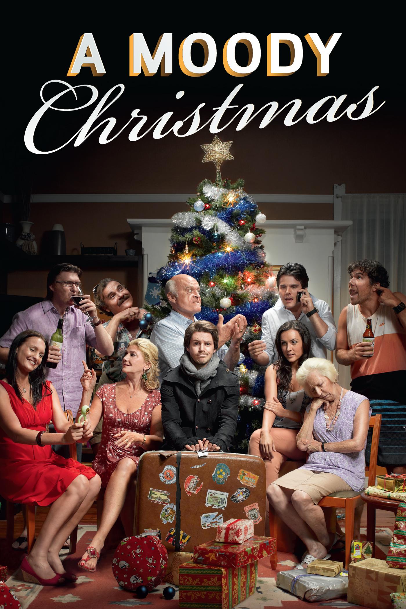 A Moody Christmas (TV Mini-Series 2012) - IMDb